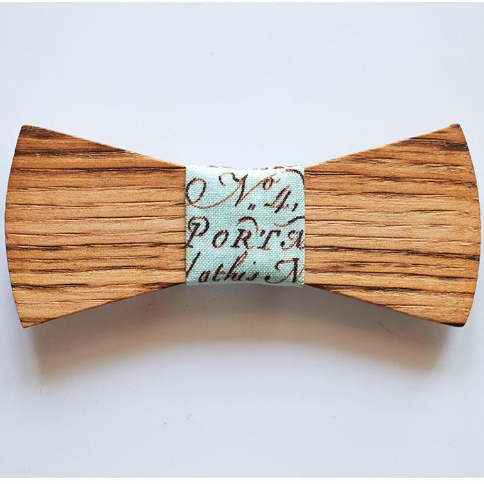 Pajarita madera casta o letras pajaritas de madera - Madera de castano ...