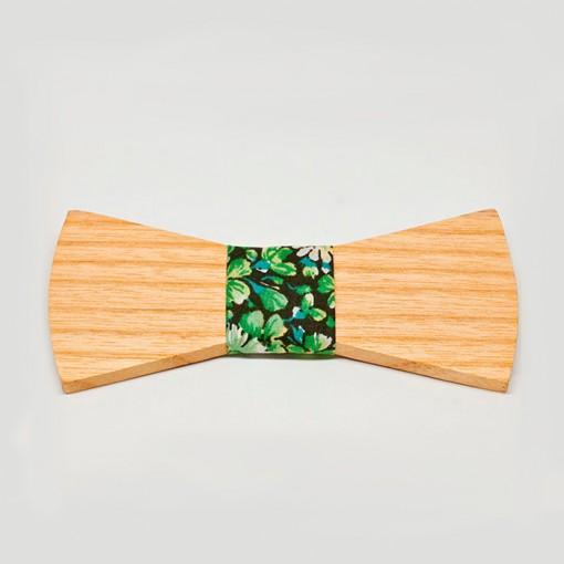 pajarita-de-madera-bow-ties-wood-flores