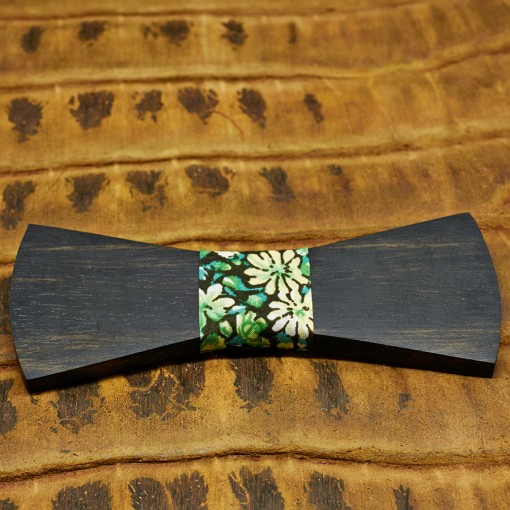pajarita-de-madera-bow-ties-wood-regular-flores