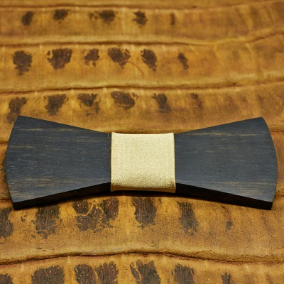 pajarita-de-madera-bow-ties-wood-regular-oro